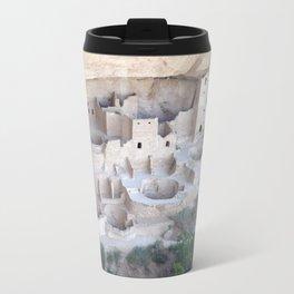 Pueblo on the Edge of Forever Travel Mug