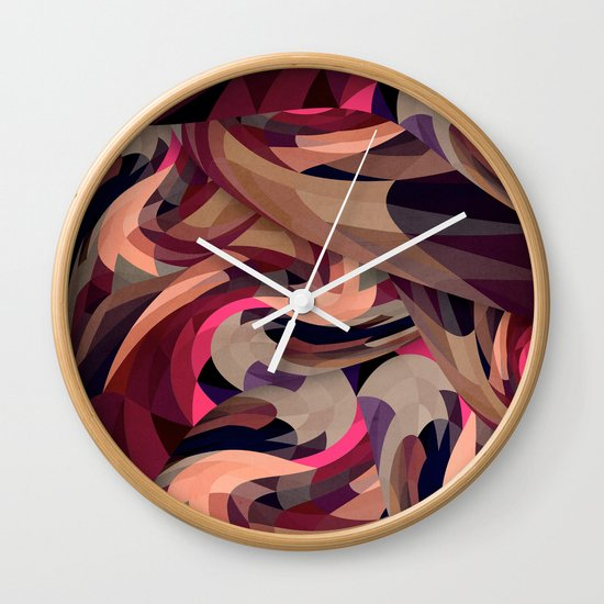 Safe Wall Clock