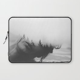 Fading Away Laptop Sleeve