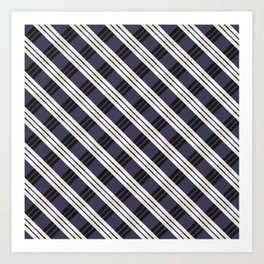 Static Movement (Patterns Please) Art Print