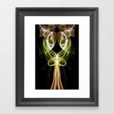 Smoke Photography #17 Framed Art Print