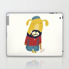 Rugged Roger - the lumberjack Laptop & iPad Skin