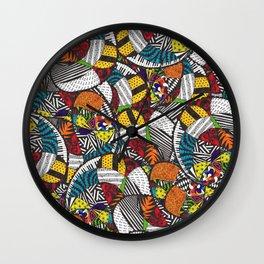 Ooo Jazzy Baby Wall Clock