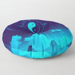 Sacred Geometry (Balance) Floor Pillow