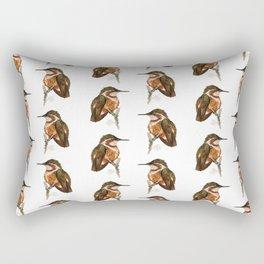 White-bellied Woodstar Rectangular Pillow