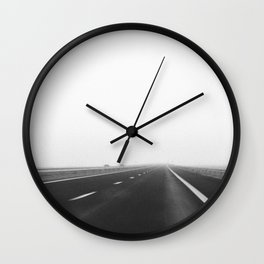 Life is a journey ! Wall Clock