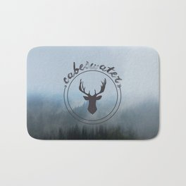 The Raven Cycle - Cabeswater (Woods) Bath Mat