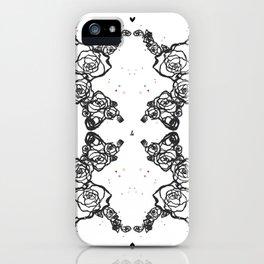 Love L iPhone Case
