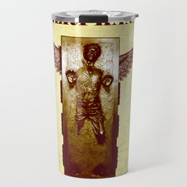 Nerfhana  In Carbonite Travel Mug