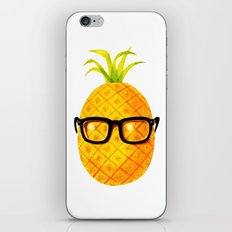 Mr. Pineapple iPhone & iPod Skin