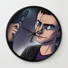 9th ::: Fantastic! Wall Clock