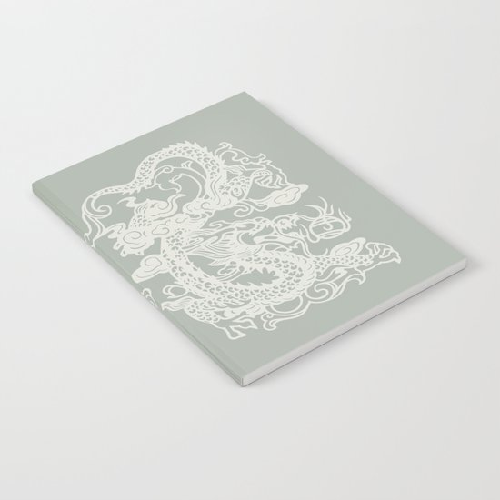 Dragon Gate Oyster Bay Notebook
