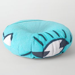 Ojos Floor Pillow