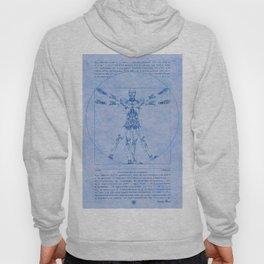 Proportions of Cyberman Hoody