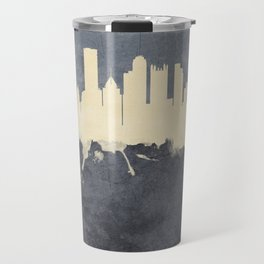 Pittsburgh Pennsylvania Skyline Travel Mug