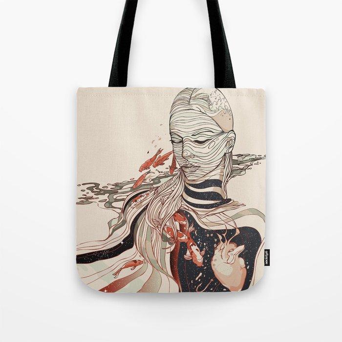 TRAWLING Tote Bag