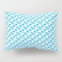 Oh Whale Pillow Sham