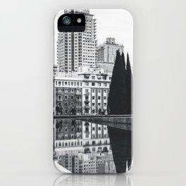 Temple of Debod iPhone Case