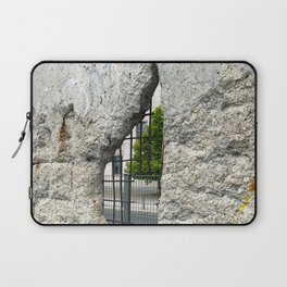 The side of optimism Laptop Sleeve