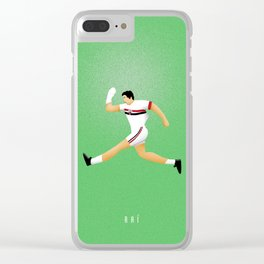 Raí (SPFC) - Forward thinker Clear iPhone Case