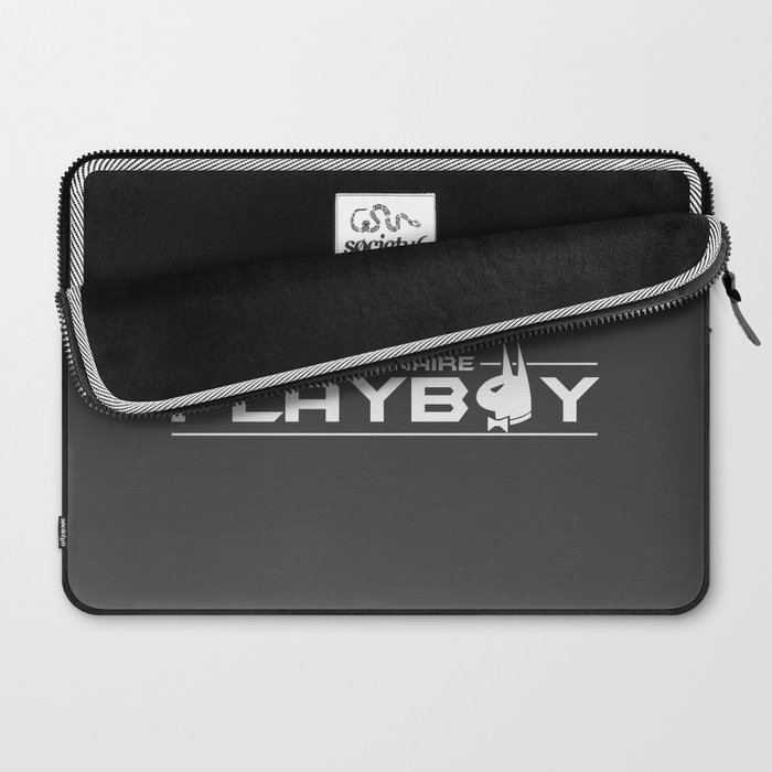 Billionaire Playboy Laptop Sleeve