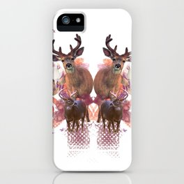 Fawns iPhone Case