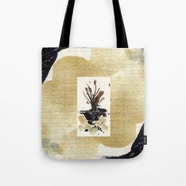 In Limbo - Sepia I Tote Bag