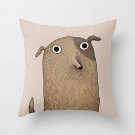 Wuf Throw Pillow