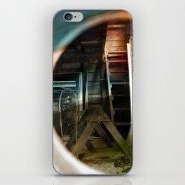 opening  iPhone Skin