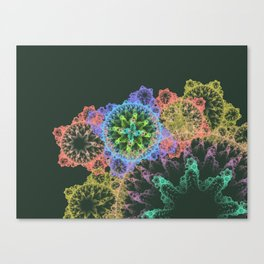Gearing UNLMTD Canvas Print