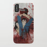 evil iPhone & iPod Cases featuring Evil by Spectacle Photo