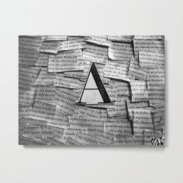 Dialecto Metal Print