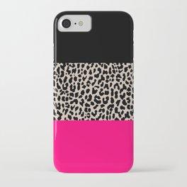 Leopard National Flag IV iPhone Case
