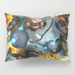 over hammond watch Pillow Sham