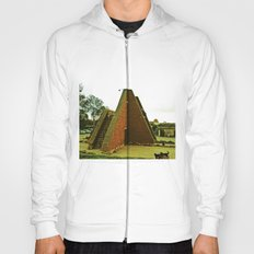 At the top, everything. Hoody