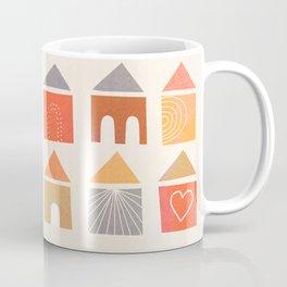 Home Safe Home #stayhome #savelives Coffee Mug