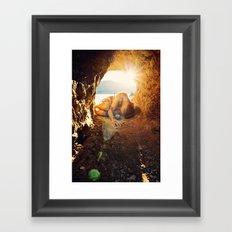 Womb Framed Art Print