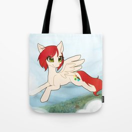 Clearing the Sky Tote Bag