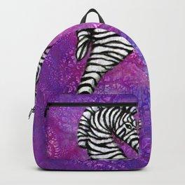Zebra Seahorses Backpack