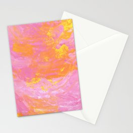 Abstract 1561 Stationery Cards