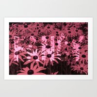 fancy Art Prints featuring Fancy by Paxton Keating