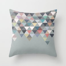 Nordic Combination 20 Throw Pillow