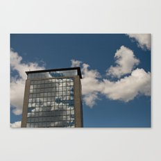 natural trasparency Canvas Print