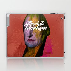 Friedrich Hegel Laptop & iPad Skin