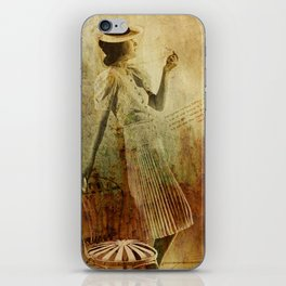 In Vogue iPhone Skin
