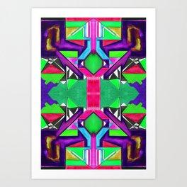 二十三 (Èrshísān) Art Print