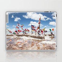 Salar de Uyuni International Flags Laptop & iPad Skin