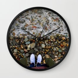 Llandudno, Wales Wall Clock