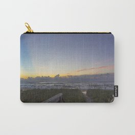 Sunrise View Carry-All Pouch