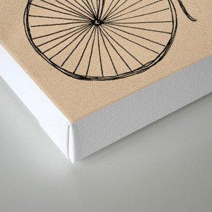 Pleasant Balance Canvas Print